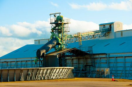 Grain Storage Silos - Australia