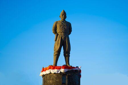 Statue of Ngurah Rai Bali - Indonesia 写真素材