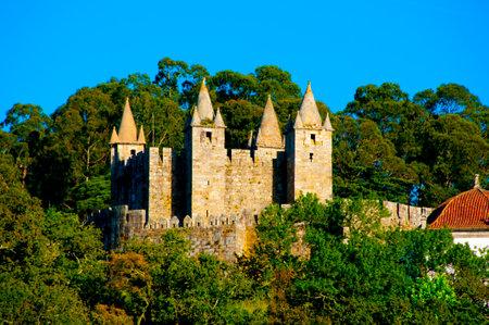 Castle of Santa Maria da Feira - Portugal