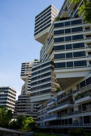 Modern Public Apartments - Singapore