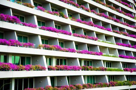 Modern Balconies - Singapore City