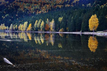anne: The lake Saint Anne Romania Stock Photo