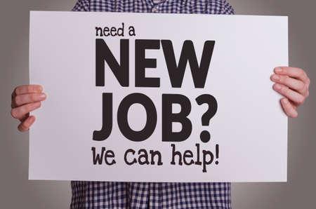 advice: Need a new job? We can help!