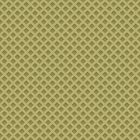 wafer: Seamless green tea wafer background. Vector illustrator.