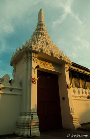 the grand palace: Grand Palace Temple