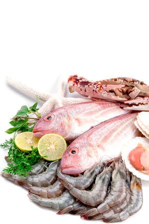 by catch: Ret�n fresco de pescado y otros mariscos