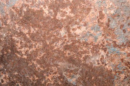 metal sheet: Rusted sheet of metal Stock Photo