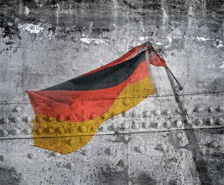 robo: bajo bandera alemana
