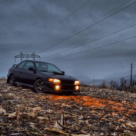 subaru: This is my 99 Subaru Impreza 2.5 RS no filter
