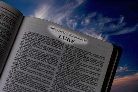 Bible, The Gospel of Luke