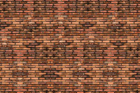 paredes de ladrillos: Background of old vintage brick wall
