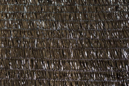 to shading: Black shading net pattern