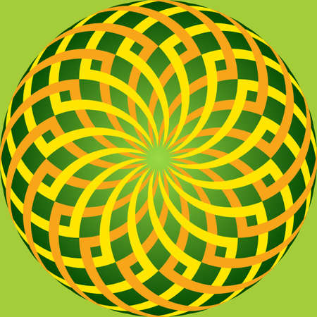cusp: colored intersecting curves on circle
