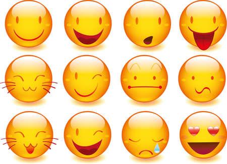 customize: Shiny smiley