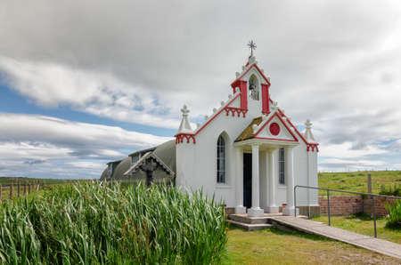 skye: The Italan Chapel, skye Island