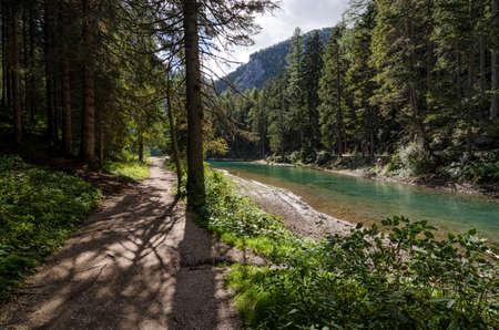 Braies Lake path - Trentino Alto Adige
