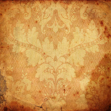 western background: Old textured background in vintage style