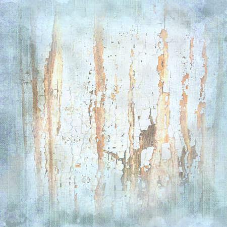 square soft grunge background - cracked paint. photo