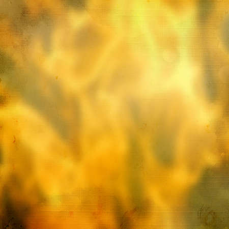 Blurry flames of fire with the paper texture. Page to design photo books Stock Photo - 13484281