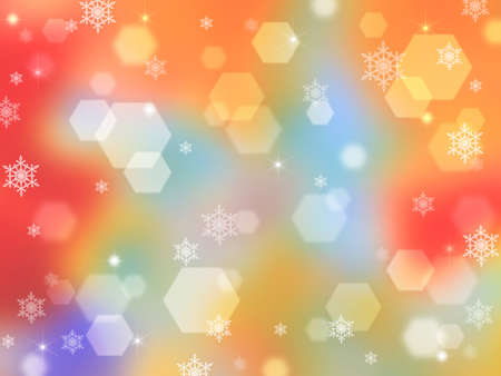 Rainbow abstract background with bokeh highlights. Bright and tender basis for design holiday cards or title Stock Photo - 16240050