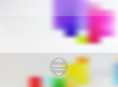 festive background: Abstract colorful blurred background. Gradient mesh vector illustration. Elements for your website or presentation.