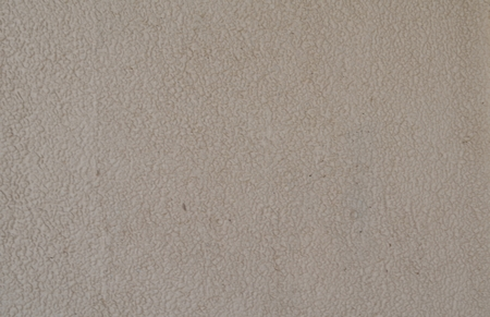 Cement wall waving plaster. Imagens