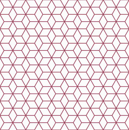 Simple seamless pattern with rhombs. Can be used as background for business cards, banners or prints.