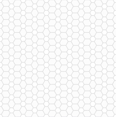 Seamless vector pattern with rhombs and hexagons. Can be used as background for business cards, banners or prints.