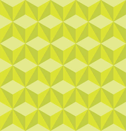 Seamless vector pattern with green triangles. Can be used as background for business cards, banners, various prints and textiles.