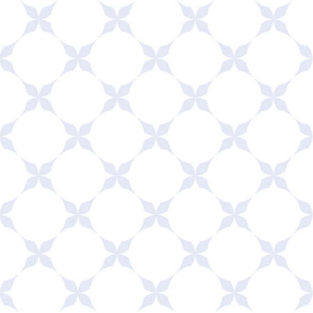 Seamless pattern with delicate blue stars Vettoriali