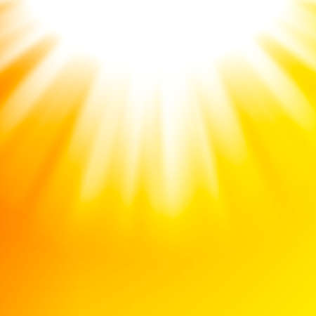 sun rays: abstract background with sun