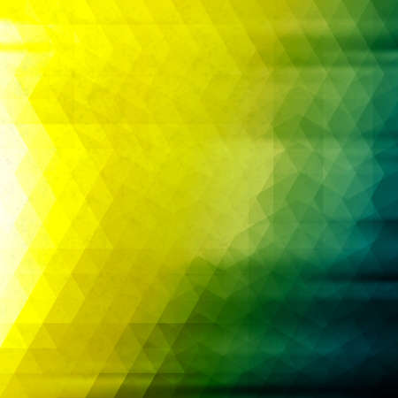 Colored Vector Abstract Geometric Background. Grunge Background