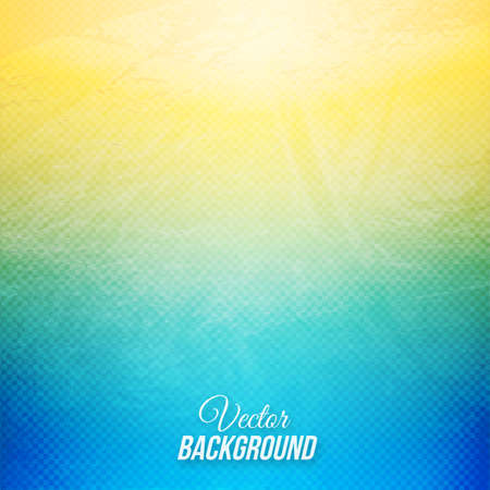scenic background: Vector vintage background with transparent grid and grunge texture