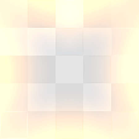 yelow: Abstract Square Background With Gray Grid