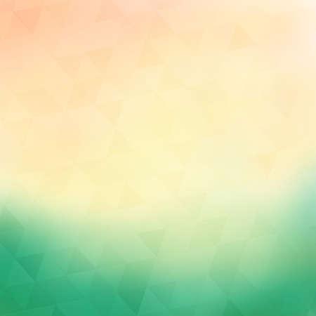 gradienter: Färgrik geometrisk bakgrund med trianglar