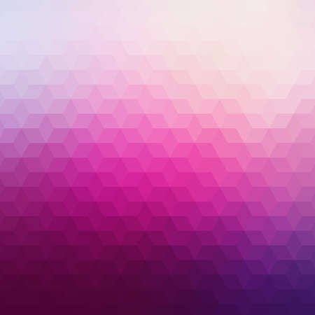 Colorful geometric background with triangles. Blurred mosaic pattern Reklamní fotografie - 37069679