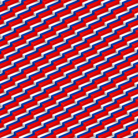 russia flag: Russia flag seamless pattern.