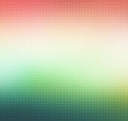 blurry: Colorful blurry abstract background with dotted texture.