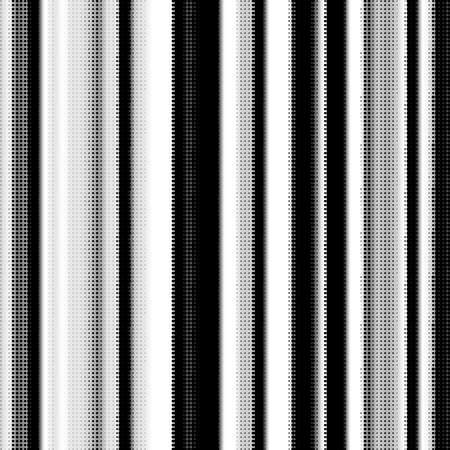 glitch: Glitch background. Black and white abstract vector background with glitch effect. Corrupted digital image file. Halftone texture. Illustration