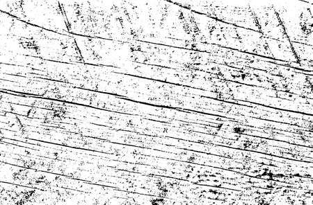 speckled wood: Wooden plank texture overlay. Dry weathered wood texture. Close-up of aged rustic barnwood texture. Abstract grunge white and black background. Vector illustration