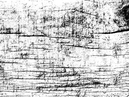 barnwood: Wooden plank texture overlay. Dry weathered wood texture. Close-up of aged rustic barnwood texture. Abstract grunge white and black background. Vector illustration