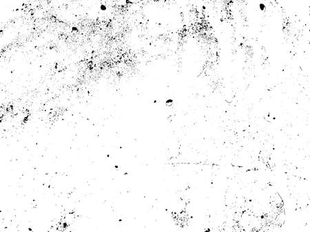 gravel: Gravel texture overlay. Subtle grain texture isolated on white background. Abstract grunge white and black background. Vector illustration.
