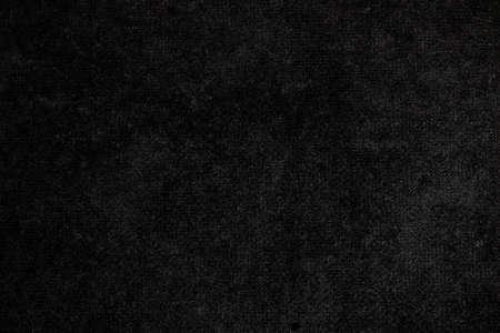 Black vintage background. Rough dark wall, grunge texture