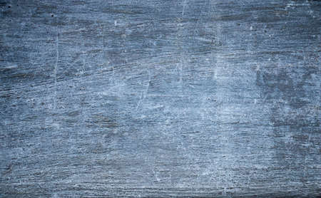 Rough blue gray concrete wall with gritty texture. Grunge background Imagens