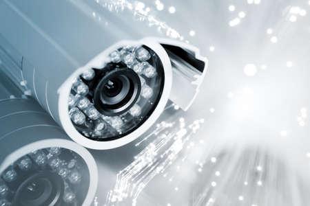 ip camera with optic fiber