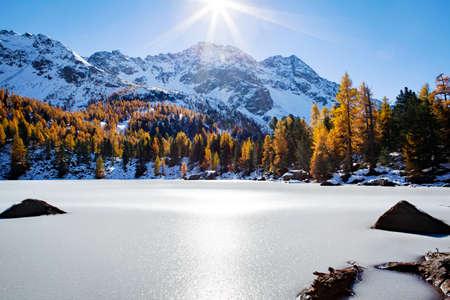 Saoseo Lake  - Val Viola - Switzerland