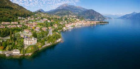 Menaggio - Lake Como (IT) - Panoramic aerial view