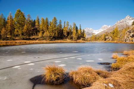 Pond Mufulè - High Valmalenco (IT)