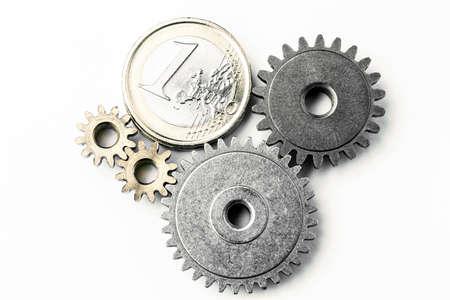 Euro Gear - conceptual close up