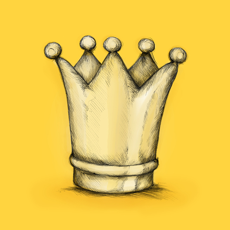 Small crown with five points